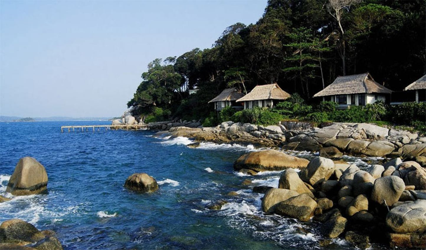 Bintan Island Beaches