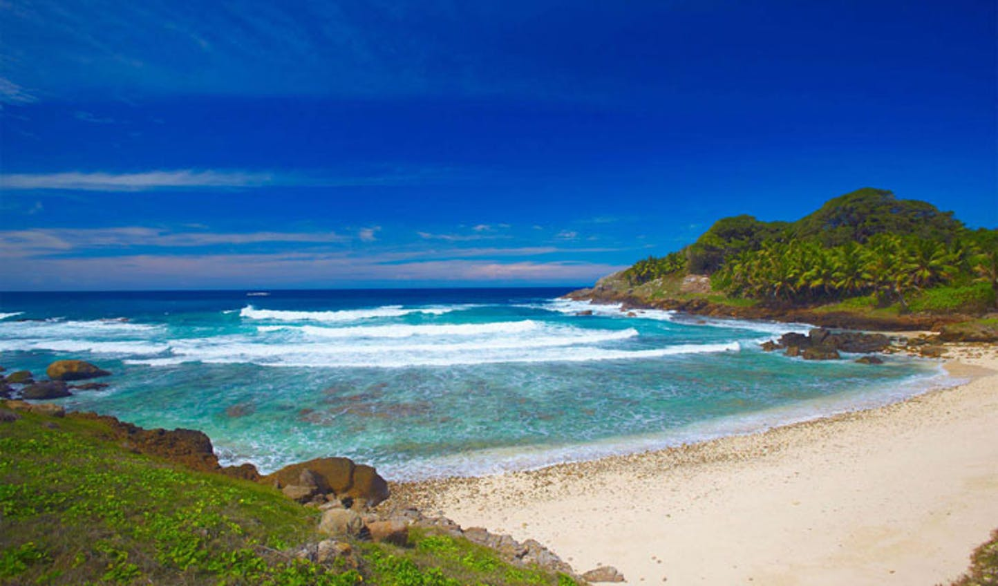 Luxury Holiday to the Seychelles