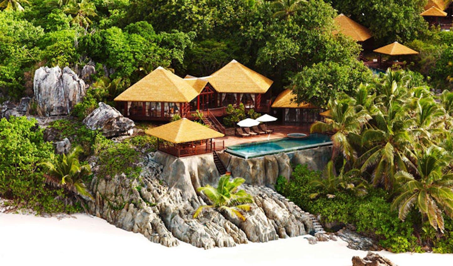 Luxury Hotel Seychelles