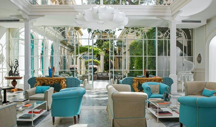 Luxury Hotels in Sorrento