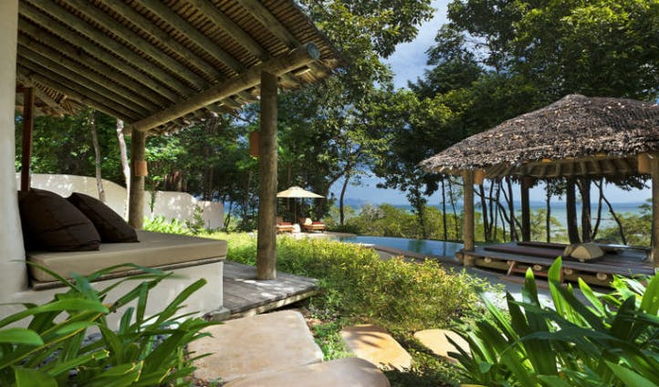 Seaview Pool Villa