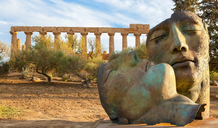Discover the rich history of Sicily