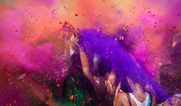 India Holi Fest