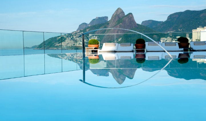 Luxury holidays in Brazil