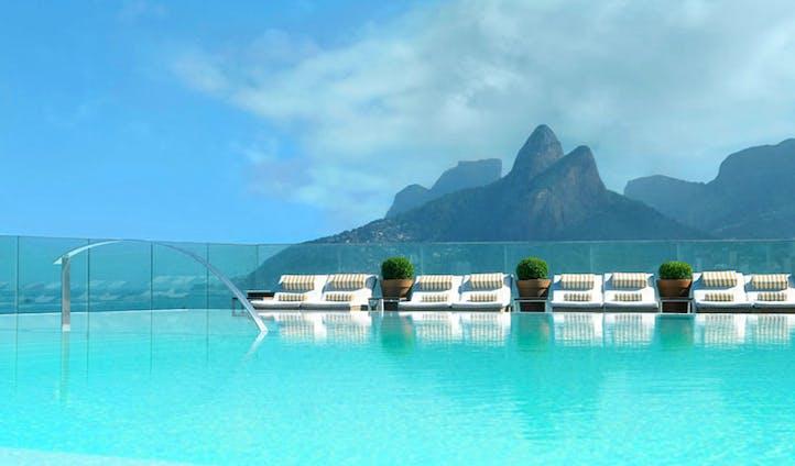 Brazil Beach holiday