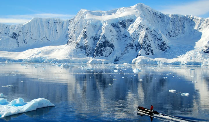 Antarctica luxury vacations