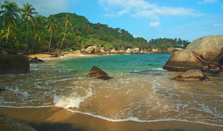 Luxury holidays in Colombia