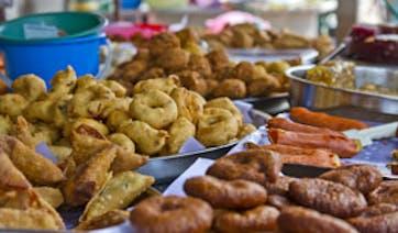 Street food Mumbai India