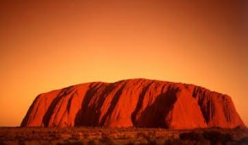 Ayers Rock Uluru Australia