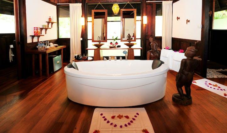 Luxury resort in Myanmar