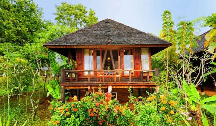 Luxury holiday in Myanmar