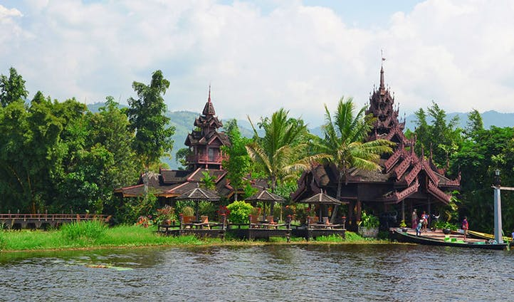 Holidays in inle lake