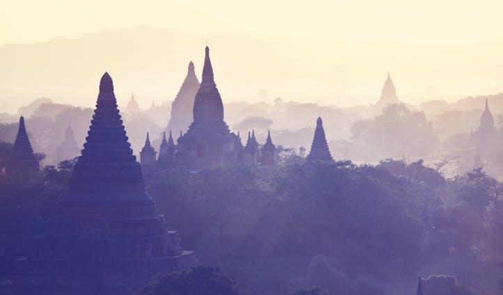 Trip to Myanmar - Black Tomato