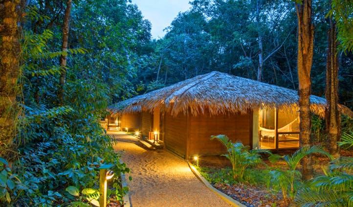 Anavilhanas Jungle Lodge Brazil luxury holidays