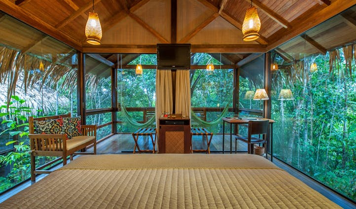 Anavilhanas Jungle Lodge Holidays in Brazil