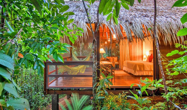 Anavilhanas Jungle Lodge Brazil holidays