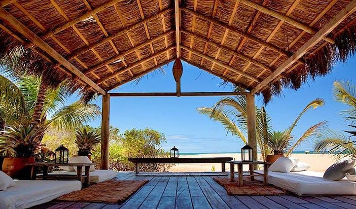 Luxury trip to Brazil