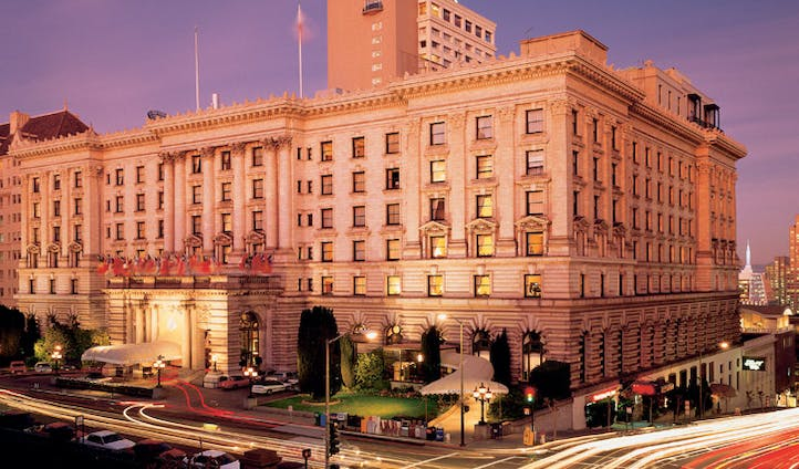 Fairmont San Francisco, California