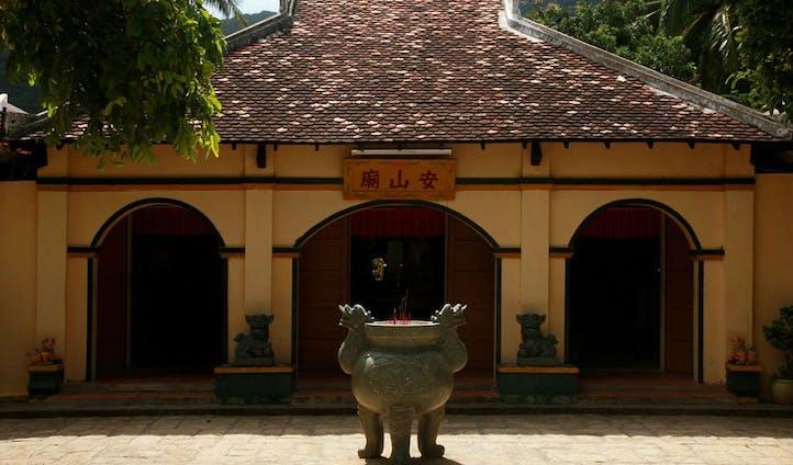 Luxury trip to Vietnam