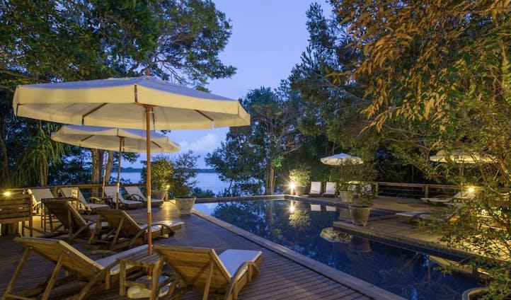 Anavilhanas Jungle Lodge Luxury trip to Brazil