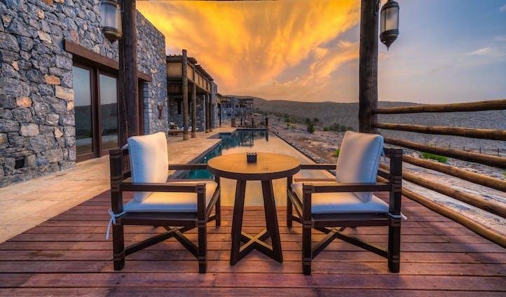 Luxury trip to Oman