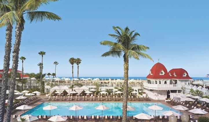 Hotel del Coronado, San Diego
