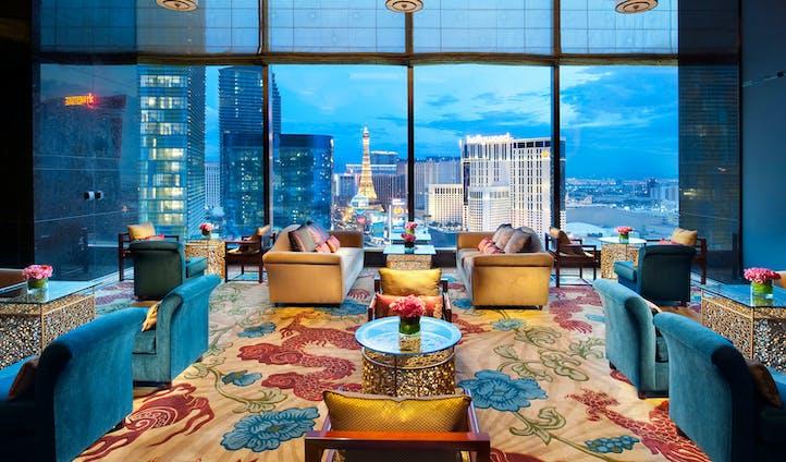 Luxury trip to Las Vegas