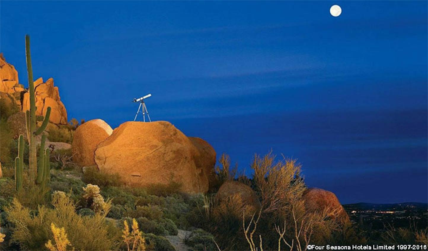 Nowhere's better for stargazing