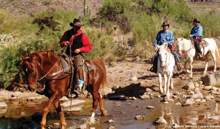 Explore Arizona on horseback