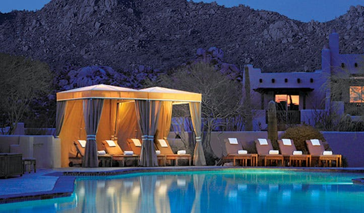 Sink into Scottsdale luxury at one of the top spas