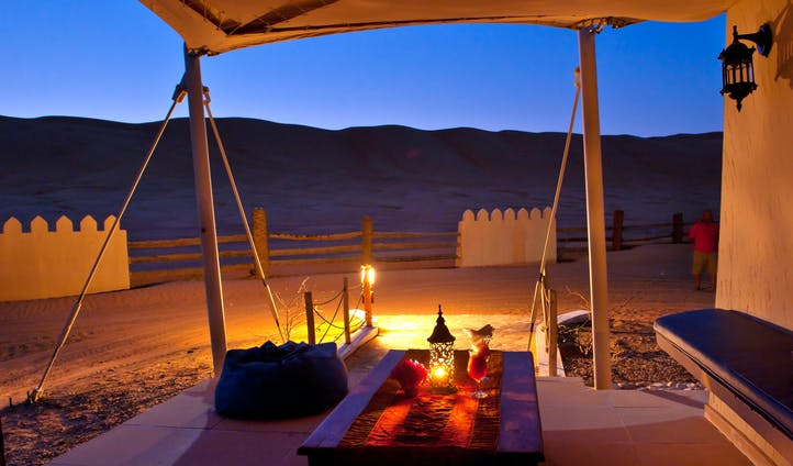 Luxury hotels in Oman