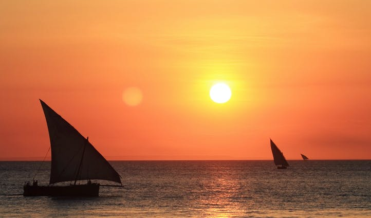 Luxury holidays in Zanzibar