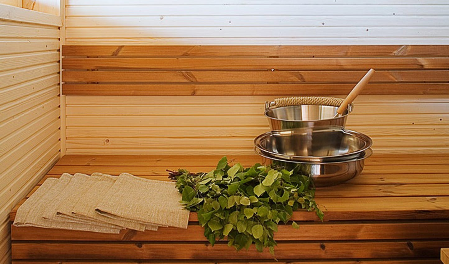 Traditional saunas in Finland