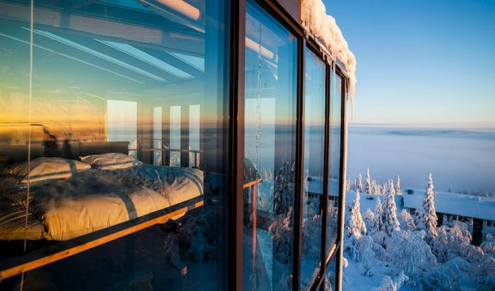 The Eagle View Suite, Finland