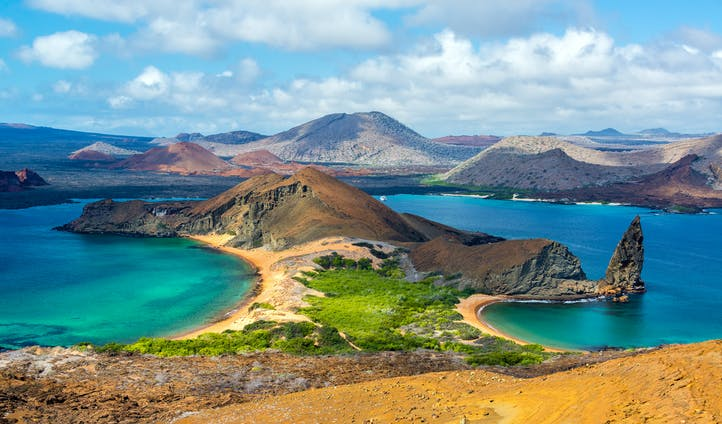 Amazon, Andes, and The Galápagos Islands