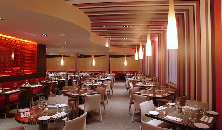 W Hotel Montreal Otto Restaurant, Canada