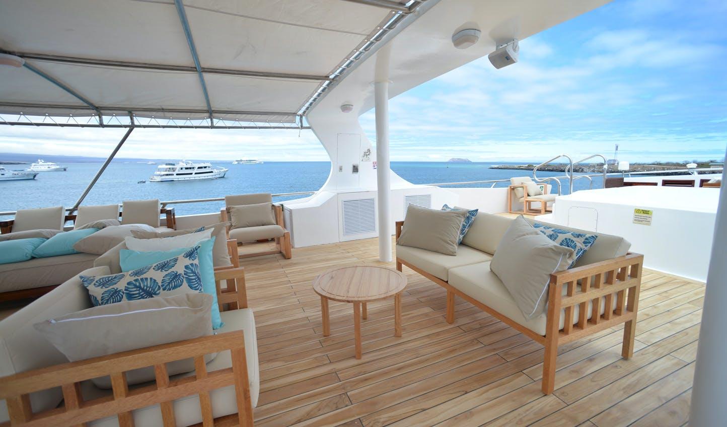 Cruises in the Galapagos