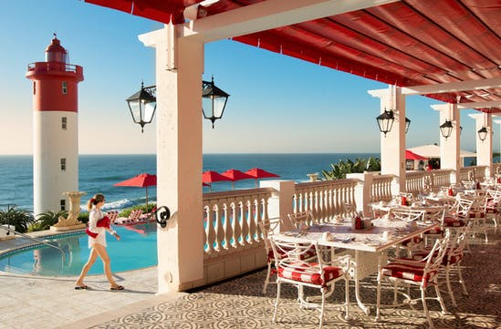 The Oyster Box, Durban   Luxury Hotels in South Africa