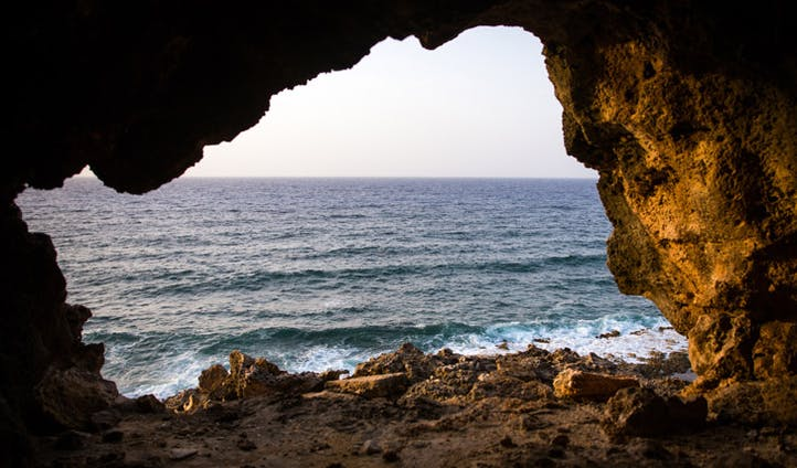 Caves on Cayman Brac