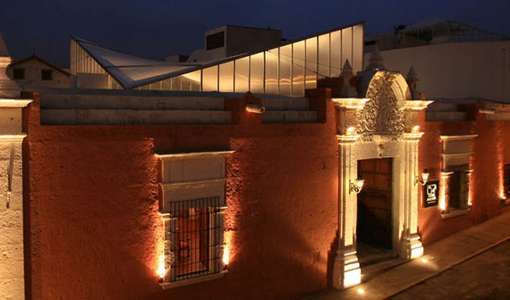 Luxury hotel Casa Andina, Arequipa, Peru