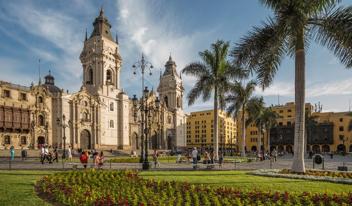 Arequipa. Peru
