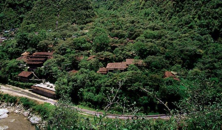 Luxury hotel the Inkaterra Machu Picchu Pueblo, Peru