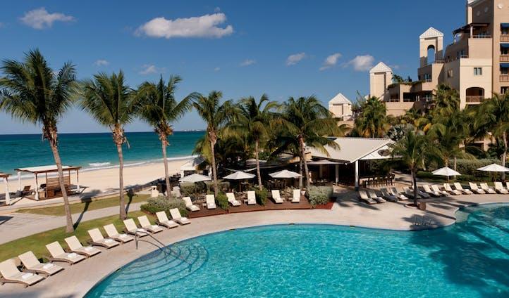 Pool, Ritz-Carlton Grand Cayman