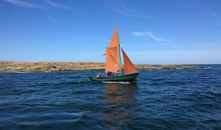 Boat from Silverskar