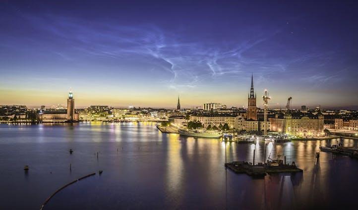 Södermalm, Stockholm. Sweden
