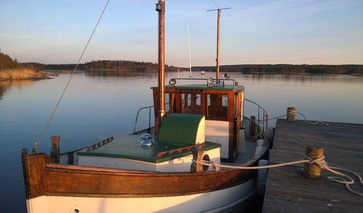 Boat to Silverskar