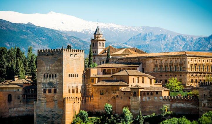 Calat Alhambra, Granada
