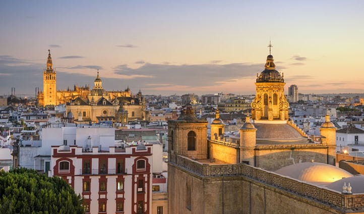 Seville, luxury holidays Spain