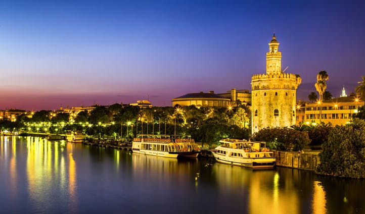 Seville luxury holidays Spain