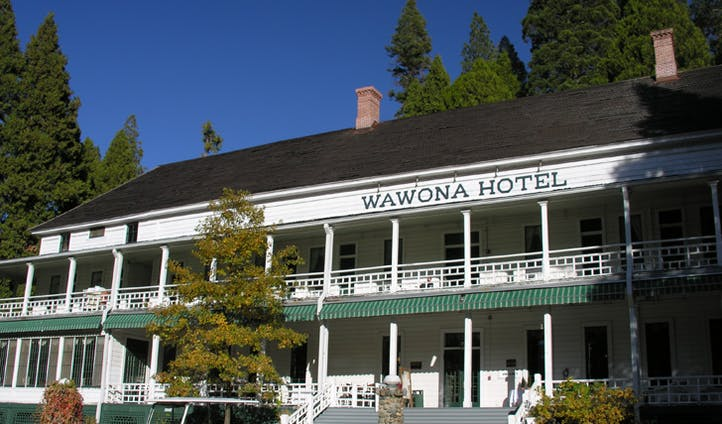 Wawona Hotel, Yosemite